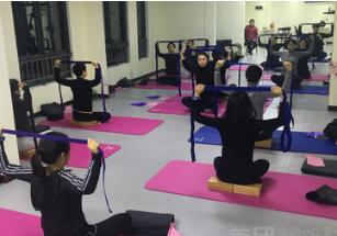 汇能健身单人瑜伽体验一次